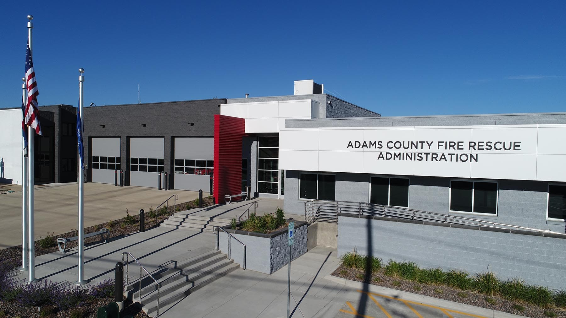 Adams County Fire Rescue Administration Building