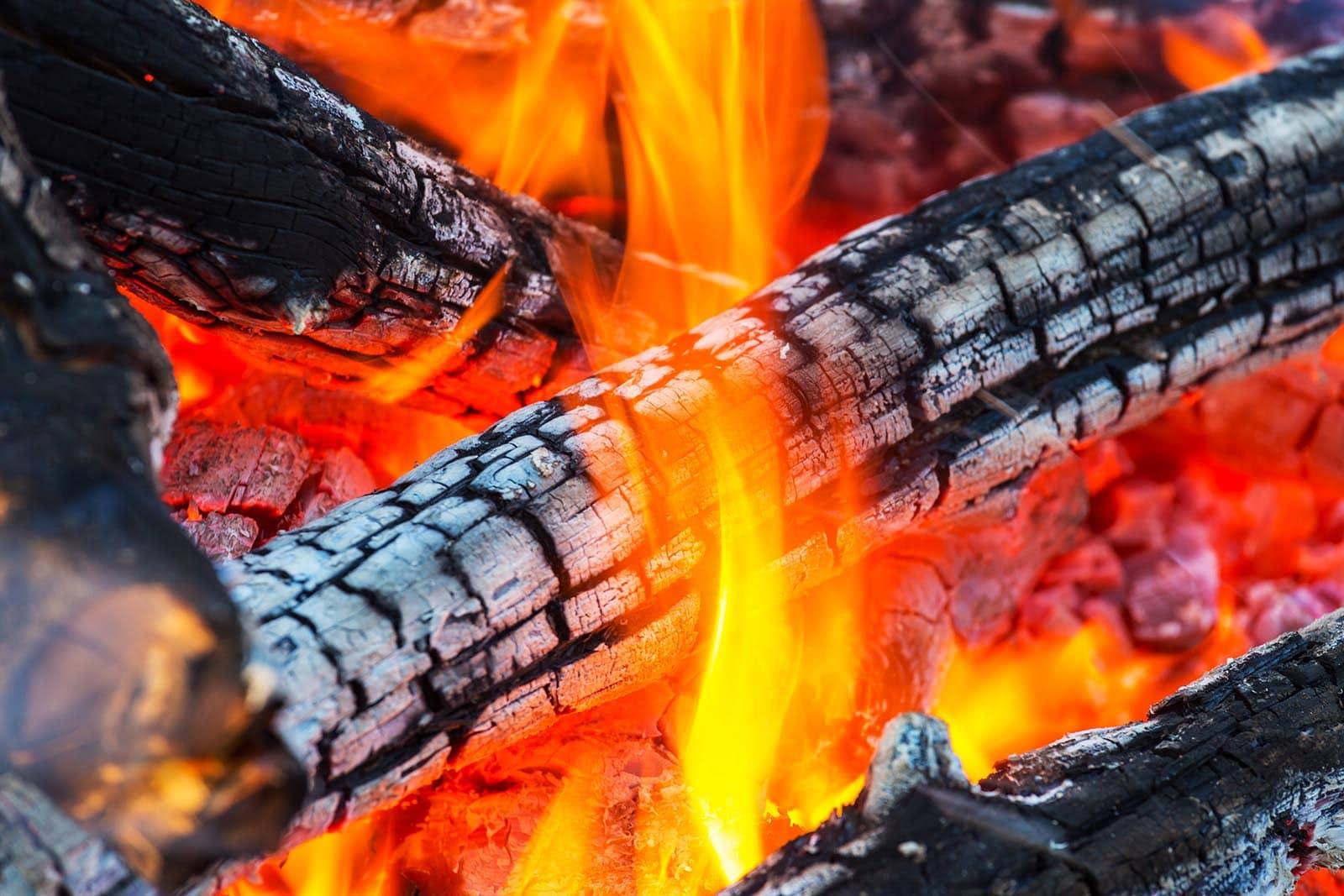 Open Burn