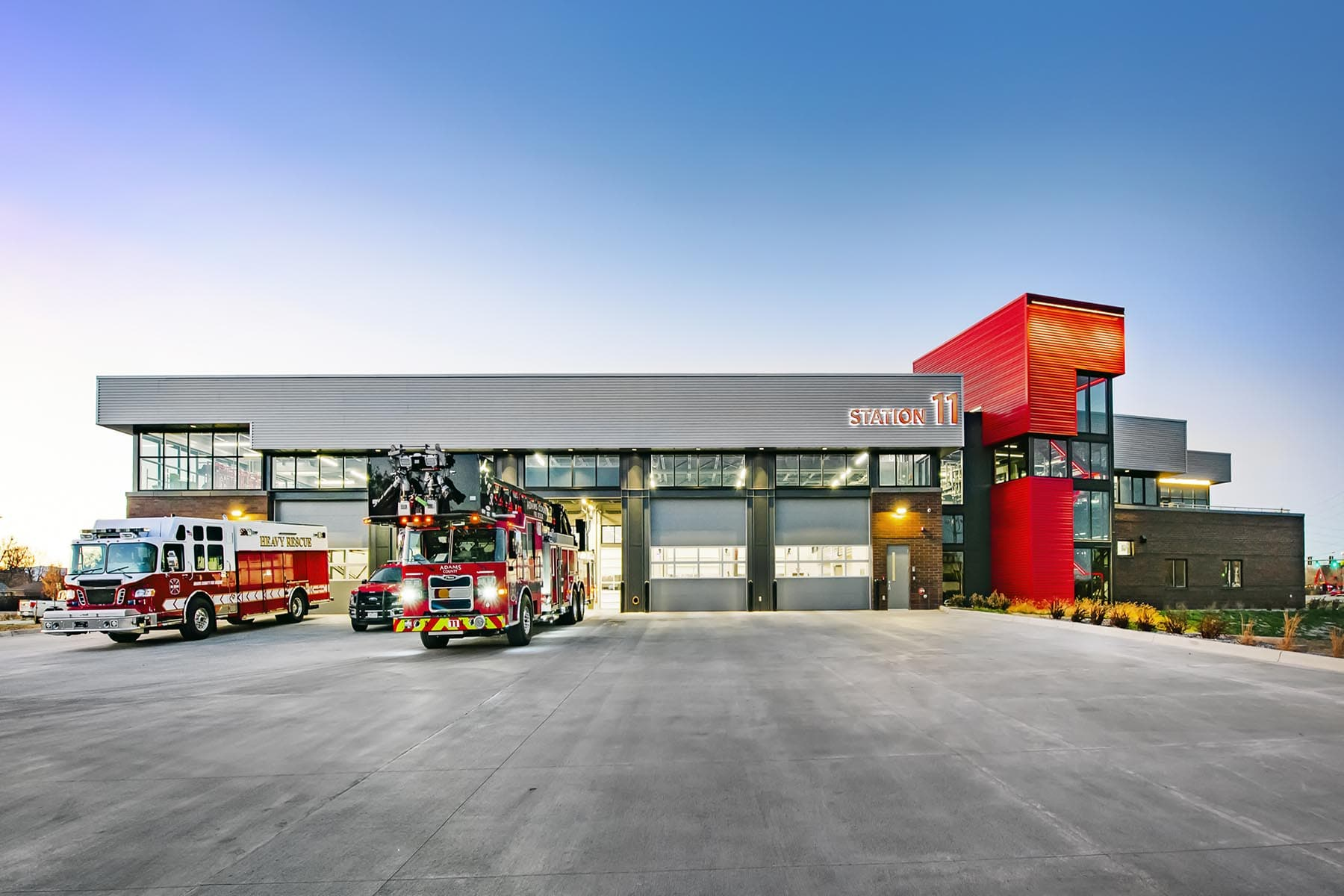 Street View of ACFR Station 11