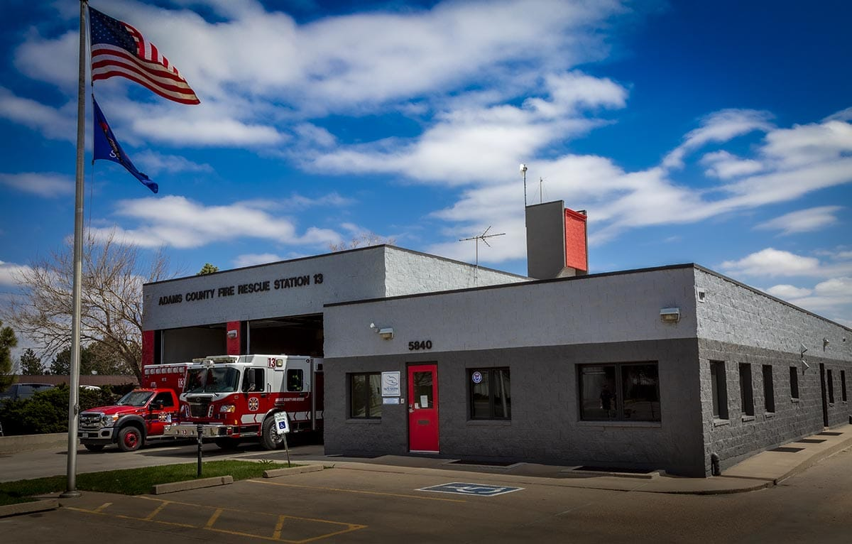 ACFR Station 13